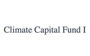 Climate Capital Fund 1